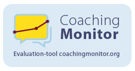 Coachingmonitor Badge En